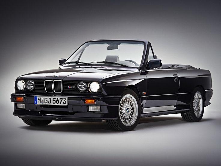 BMW M3 Cabrio (E30) '09.1988–06.1991