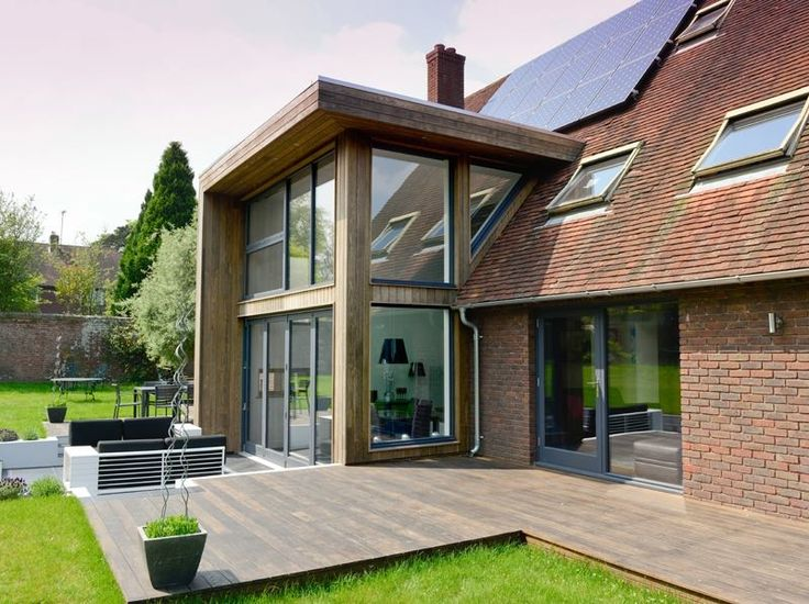 surrey home double extension - Google Search