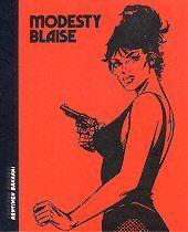 Kansikuva: Modesty Blaise