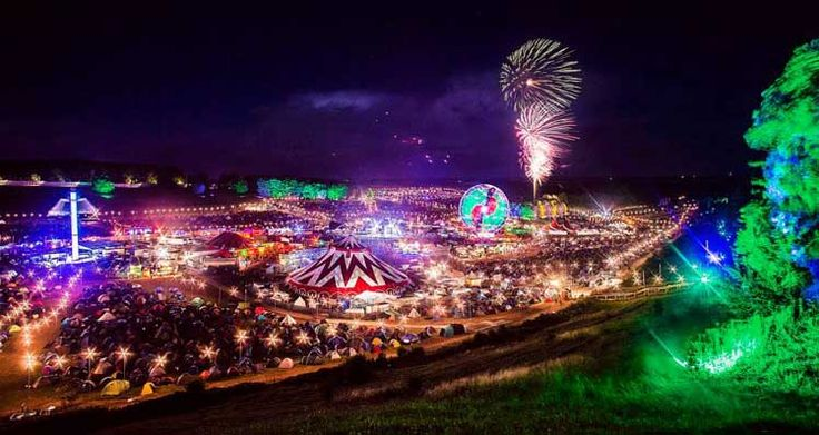 Its The Sixth Year, Of The UK;s Fastest Growing Festival. *BoomTown Fair*