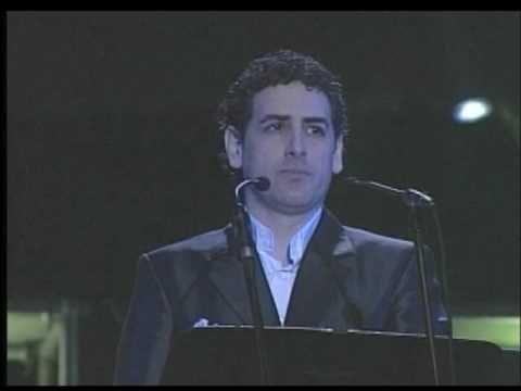 JuanDiego Florez y Gianmarco en concierto