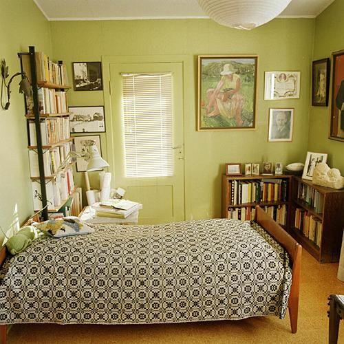 Bedroom / Halldor Laxness