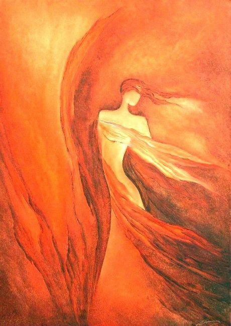 Scarlett - Art by Anita Burnaz