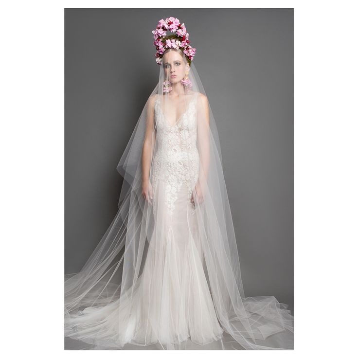 """""""Allegra"""" from the Sheer Bliss Collection"""" www.angelamarcuccio.com.au"""