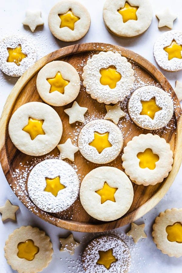 Passion Fruit Cookies Recipe Fruit Cookies Chocolate Chip Shortbread Cookies Soft Sugar Cookies