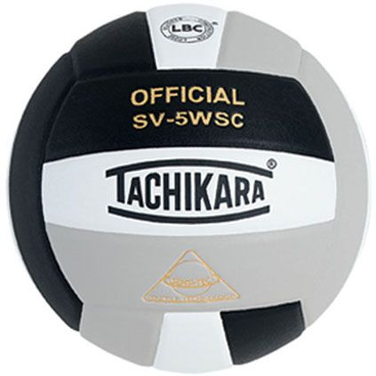 Tachikara Volleyballs | Tachikara SV5WSC 3-color Volleyball $28.95