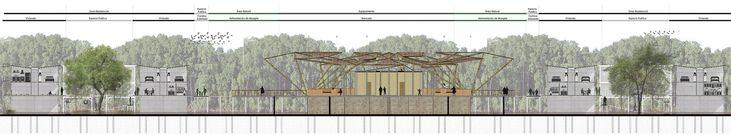 Galería de 'Eco-Aldea Puerto Roma': propuesta de nueva centralidad sostenible para los islotes de Guayaquil - 8