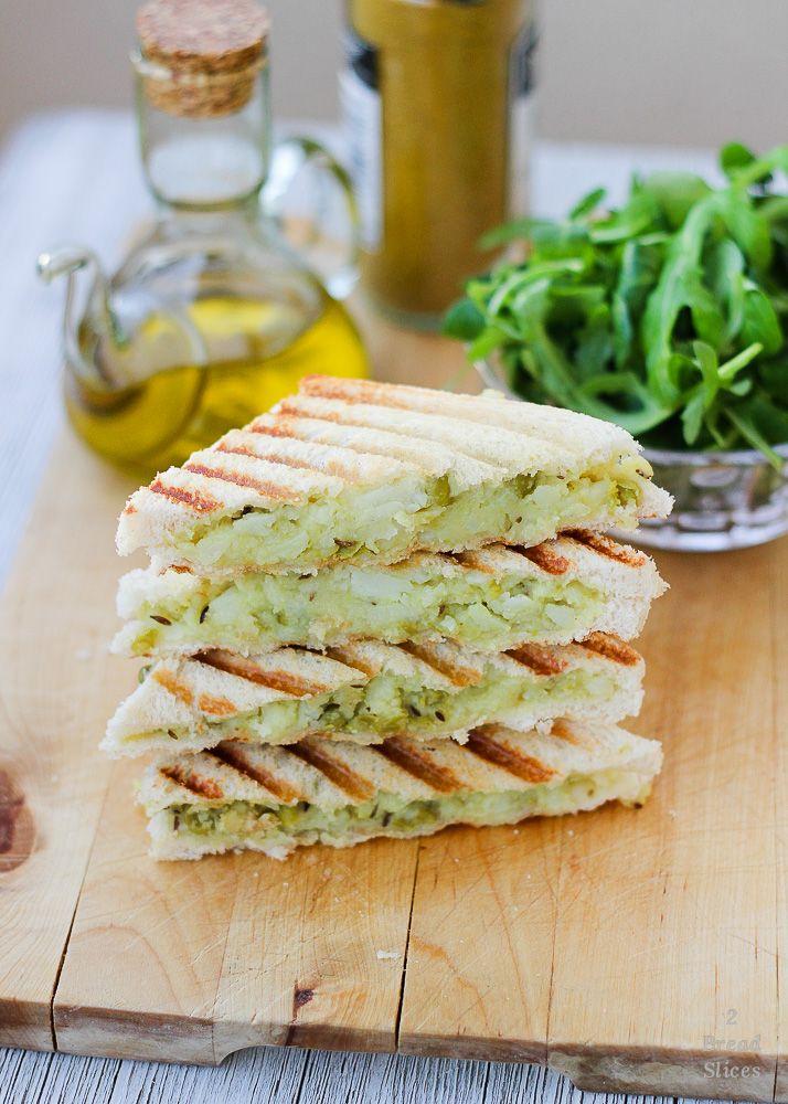 Patata, ese ingrediente tan común y a la vez tan versátil. Tanto que nos da para elaborar con él rellenos de sandwich verdaderamente originales.