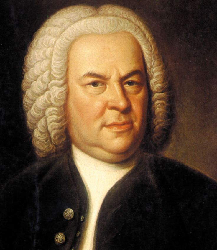 johannes bach | JOHANN SEBASTIAN BACH (1685-1750) | Notas en Red Mayor