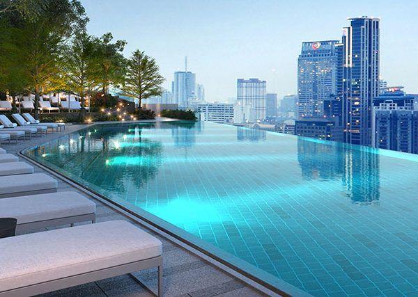 Park Hyatt Bangkok (5*) http://bit.ly/2q5MQqN #resedintaprivata #traveltoThailanda #luxury #exclusiveluxurytravel #luxurypool