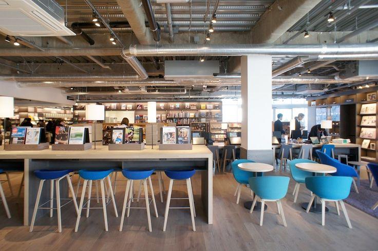 クライン ダイサム アーキテクツによる「湘南T-SITE」japan-architects.com