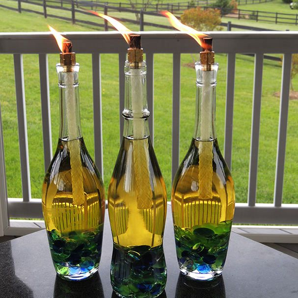 Wine Bottle Diy Crafts: 5 Amazing DIY Projects To Make With Wine Bottles & Corks