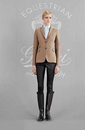 Gucci Equestrian line. Equestrian style.
