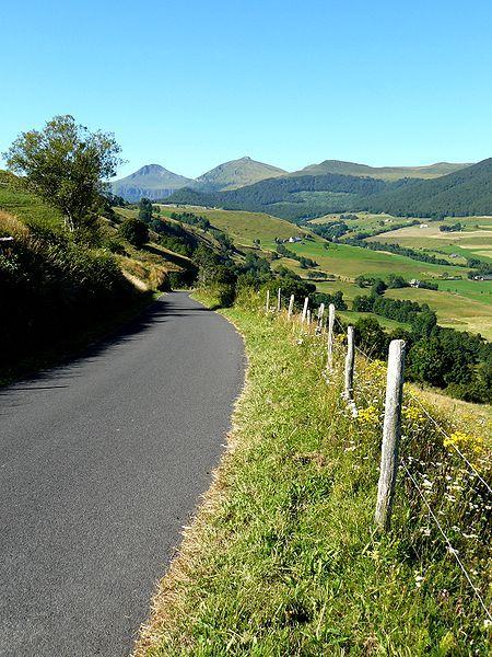 Découverte touristique dans le Cantal