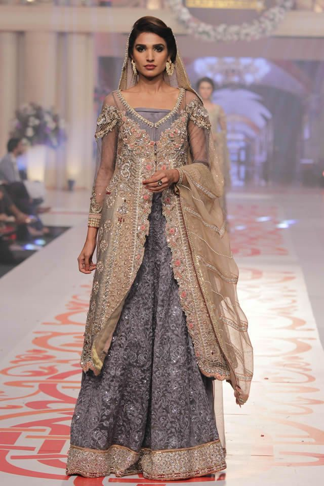 Asifa & Nabeel Collection Telenor Bridal Couture Week 2015 Pics