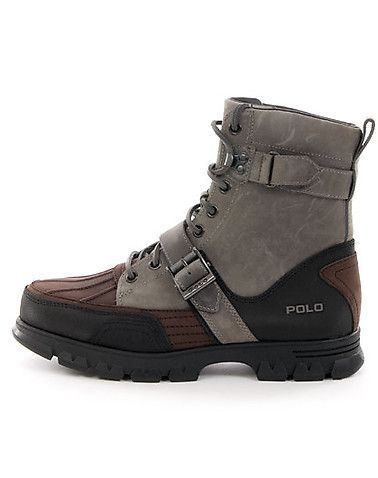 Polo boots. wow kawma - mens designer shoes, dress casual shoes mens, brown mens dress shoes