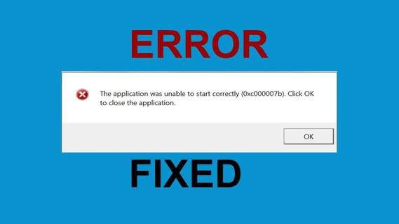 d84db6822ff799581537c0f79f63cc99 - The Application Was Unable To Start Correctly Oxcooooo7b