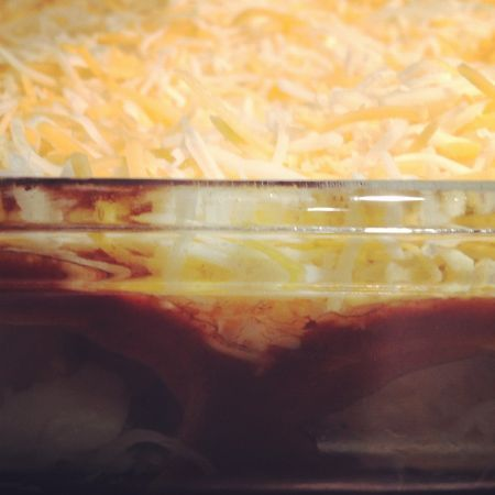 how to cook enchiladas with corn tortillas