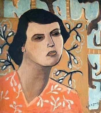Leyla Gamsız SARPTÜRK - Turkish Paintings