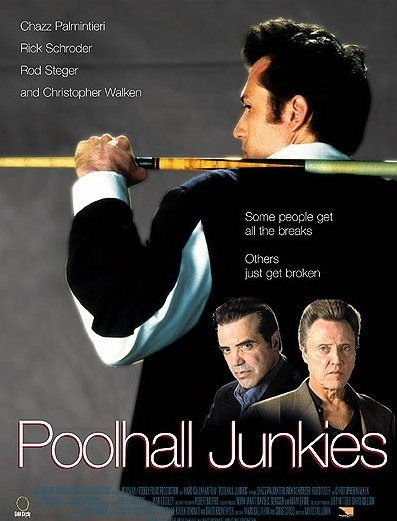 Movies about playing pool