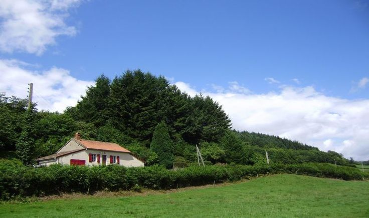 Natuurhuisje 24390 - vakantiehuis in Larochemillay (Frankrijk)