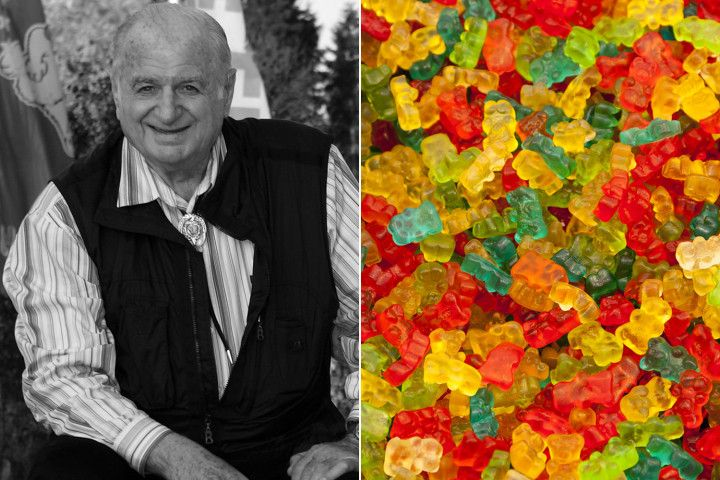 Hans Riegel (Gummy Bear Creator) dies at 90 - Rest in Peace