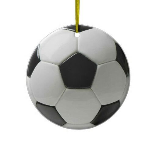 20 best images about soccer ornaments on Pinterest ...