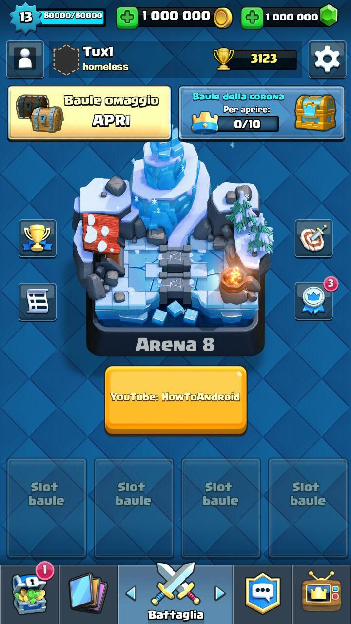 Android Royale Clash Royale Mod Apk Download Tuxnews It With
