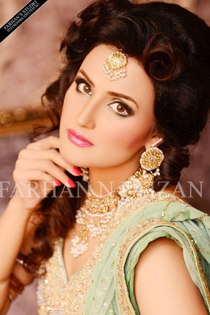 Ayyan ali bridal jeweller photo shoot design 2013 for women - Zara Sheikh Actress And Model Farhan And Faizan Farhan S Studio Photography