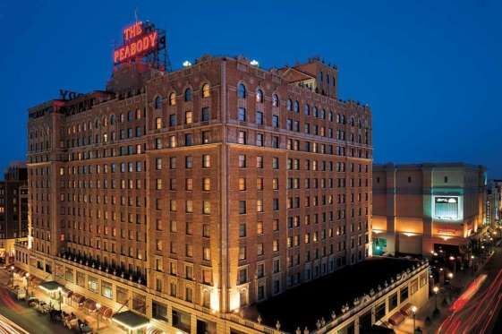 The Peabody Hotel | Memphis, TN | Est. 1869 Perched blocks from both Beale…