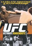 Ultimate Fighting Championship: Ultimate Knockouts, Vol. 5 [DVD] [English] [2008]