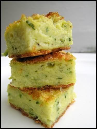 Frittata Cake