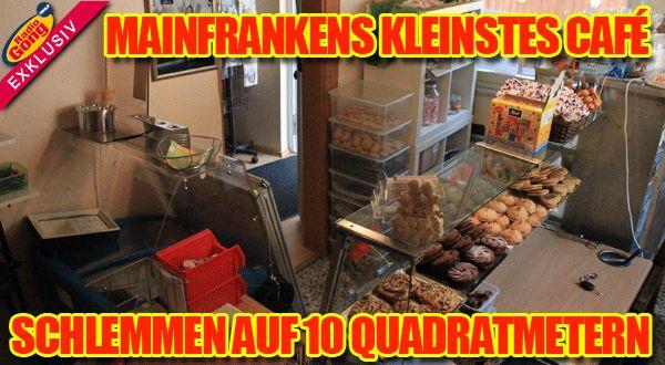 Mainfrankens kleinstes Café   106,9 Radio Gong Würzburg   Hier bist Du zuhause