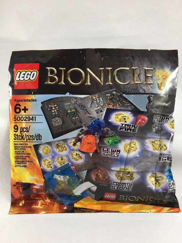 LEGO Bionicle Hero Pack Promo Polybag 5002941 NEW Sealed   | eBay