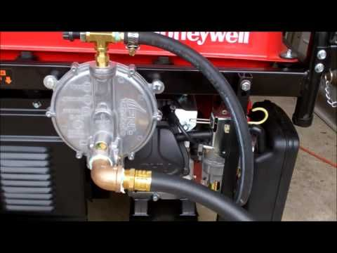 How To Convert Your Generator To Natural Gas, Or Propane For $5 - The Good Survivalist