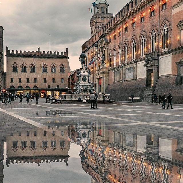 Bologna, Italy ...