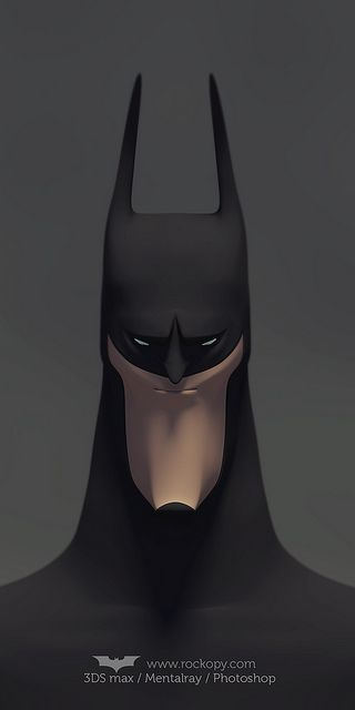 I'm Batman by rockopy, via Flickr