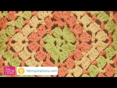 How To Crochet Baby Blanket in Only 3 Hours - YouTube