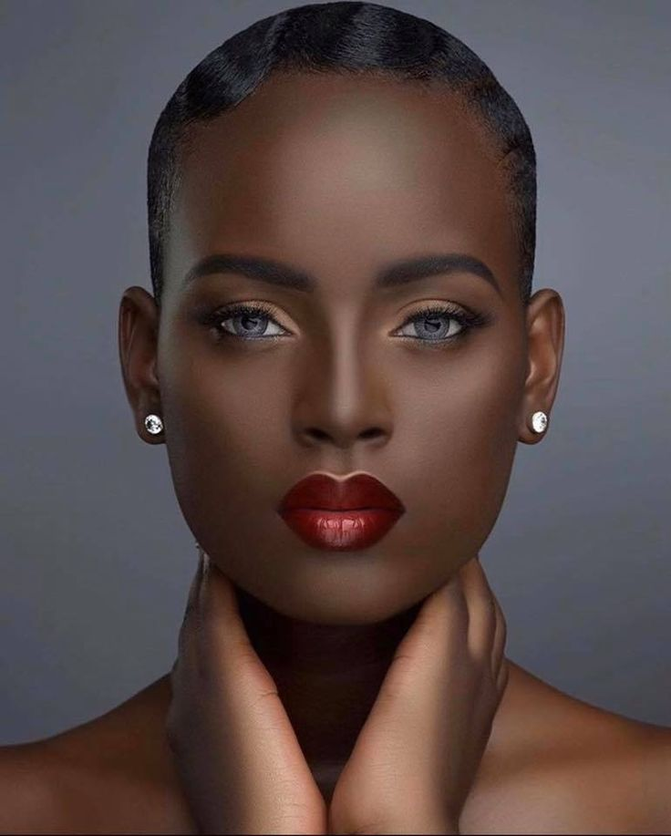 Pin by Bilaal on African woman | Dark skin men, Melanin