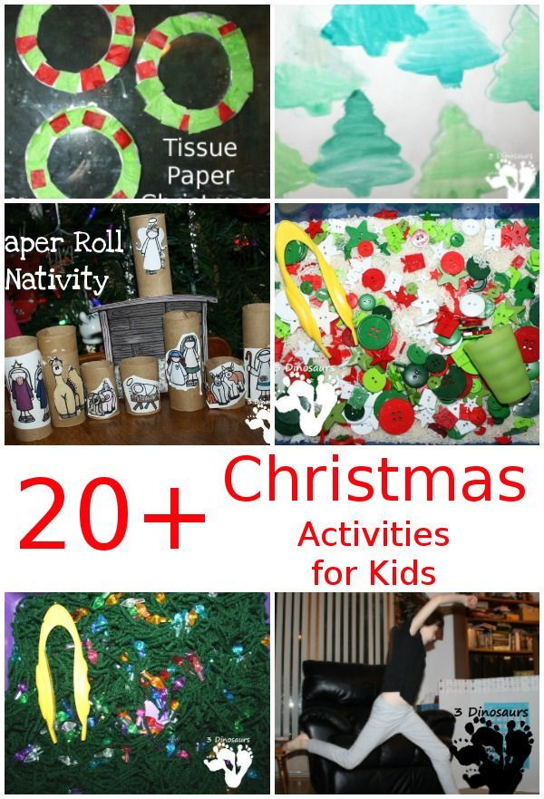 572 best images about christmas fun for kids on pinterest for Christmas gross motor activities
