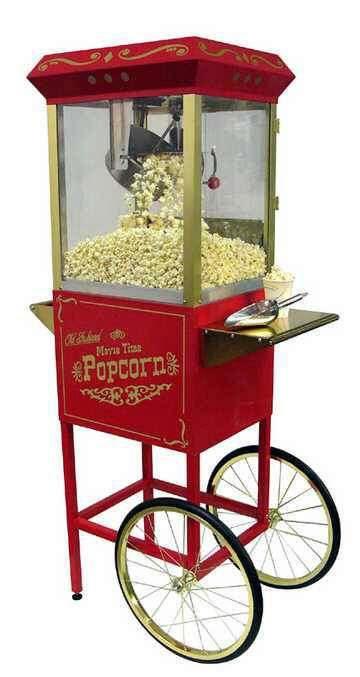 Location machine à pop corn