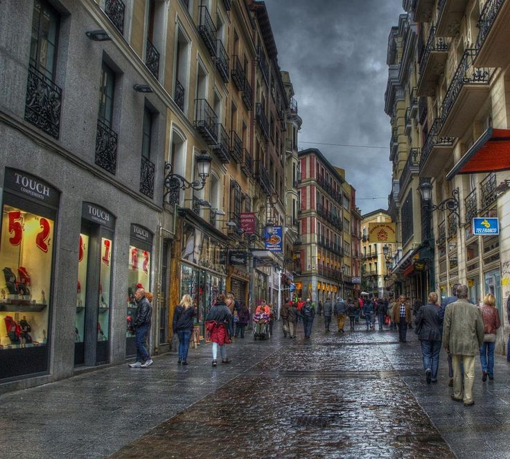 Dias de lluvia en Madrid by Josep Maria Colls Trullen on 500px