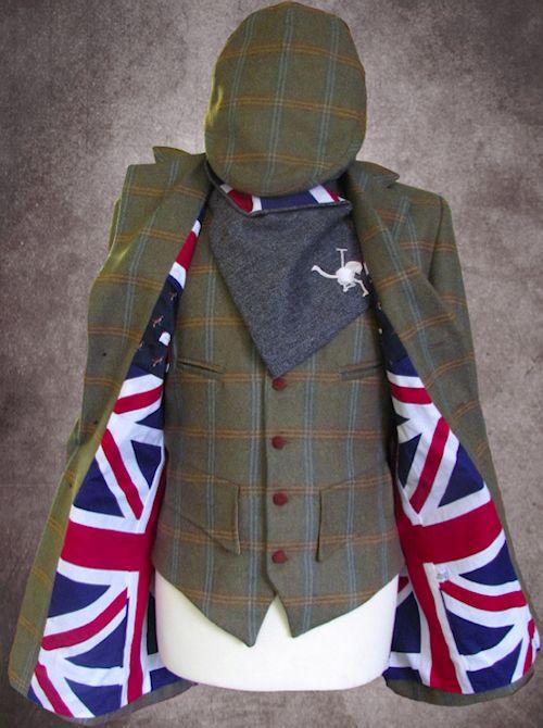 tweed jacket by holland cooper