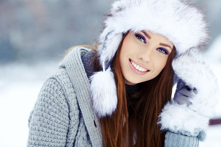 7 советов по уходу за волосами зимой