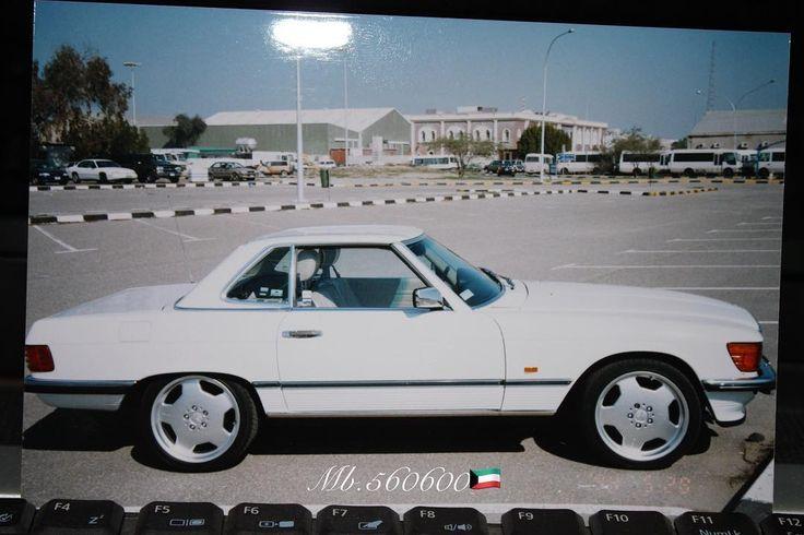 "Jassim Albalol-Maitham Bukhalf on Instagram: ""mercedes 🇰🇼500SL  #mercedesbenz #mercedes #mercedesamg  #r107 #mercedesclassic #mercedesclub #mercedesamgf1 #benz #classiccar #kuwait…"""