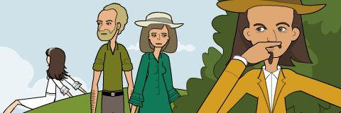 Pixton Lesson Plan on Tuck Everlasting by Natalie Babbitt