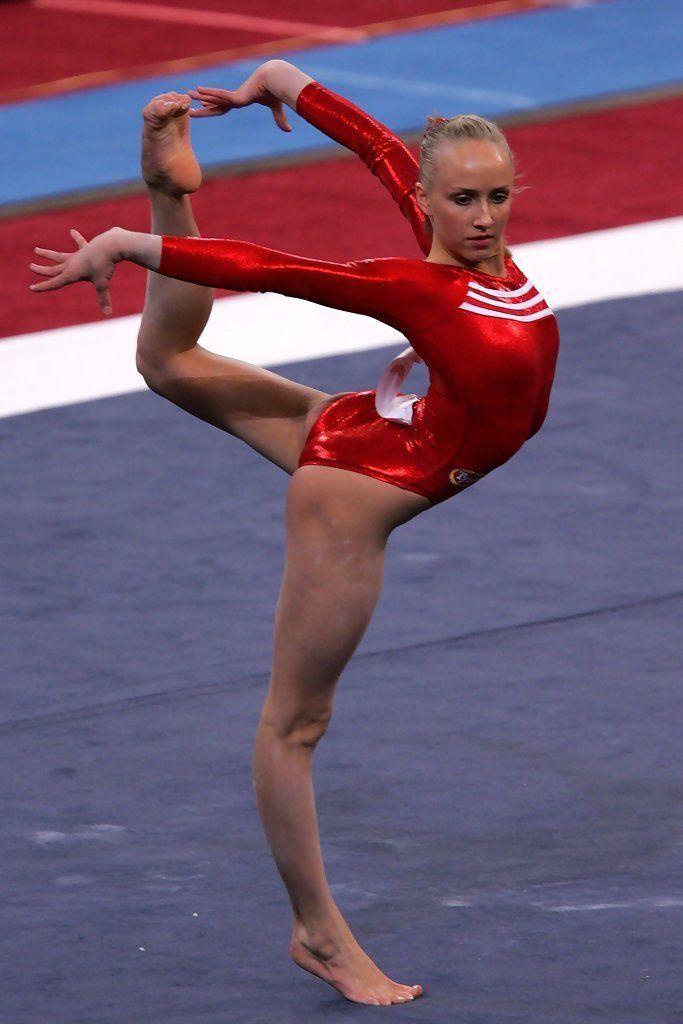 Great Artistic Gymnastics Shot   Female gymnast, Olympic