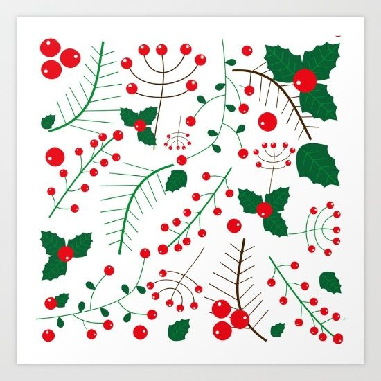 https://society6.com/product/mistletoe107147_print?curator=bestreeartdesigns.  $15