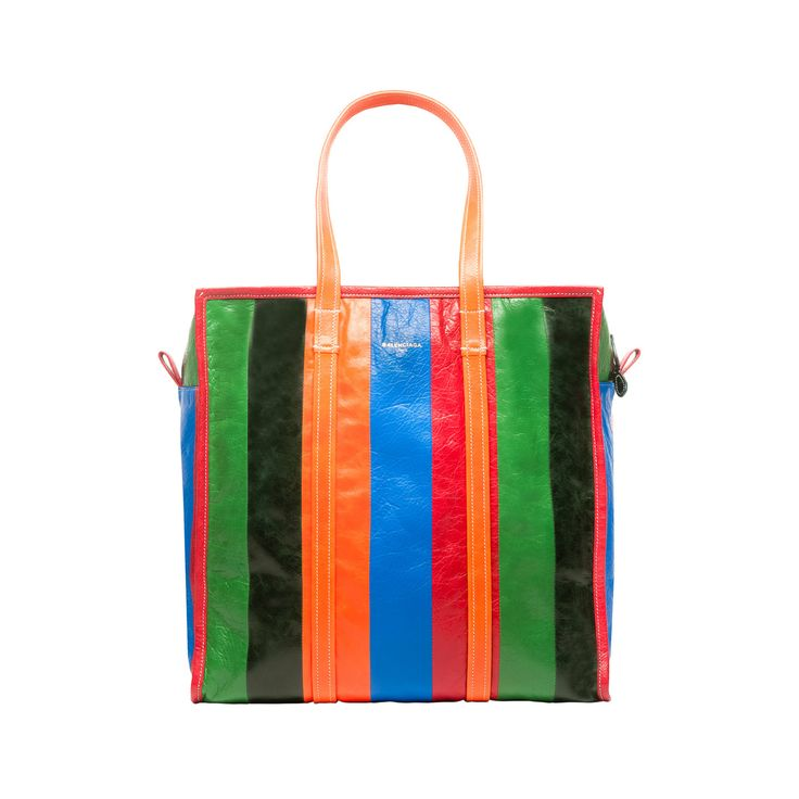#balenciaga #tote #colorful #leather