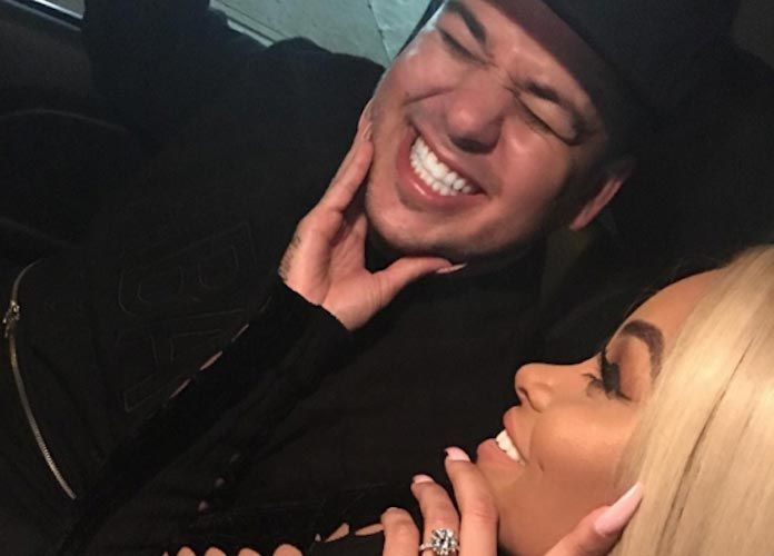 Are Rob Kardashian And Black Chyna Headed For A Split After Deleting Instagram Pics?